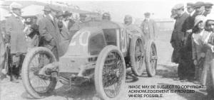 #1 Champoiseau 1912 Coupe de la Sarthe (Douezy d'Ollandon M. & Dornier R., Les Automobiles de Besancon, Neo, Besancon, 1993).